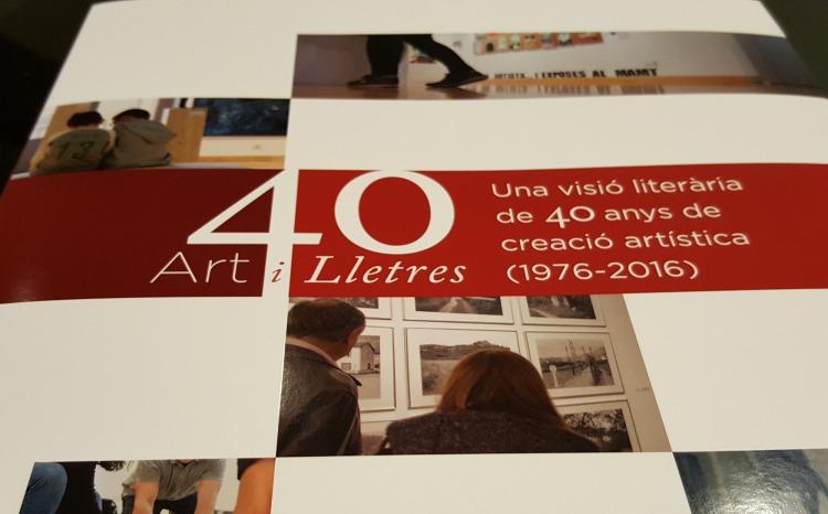 CarlesAmill_40_Art_i_Lletres