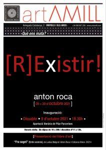 Cartell Anton Roca